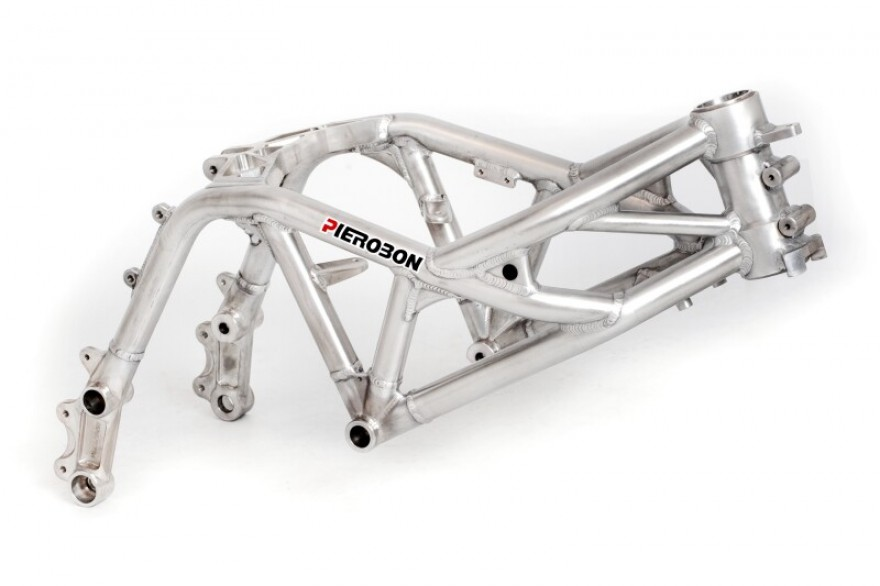 Pierobon X60R - Pierobon Frames - frames and accessories for motorcycle